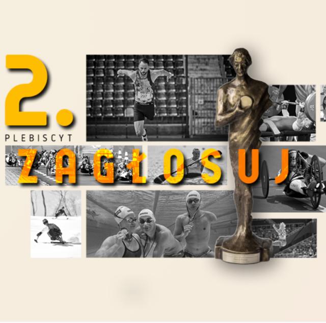 2. Plebiscyt Polskiego Komitetu Paraolimpijskiego! #Guttmanny2020