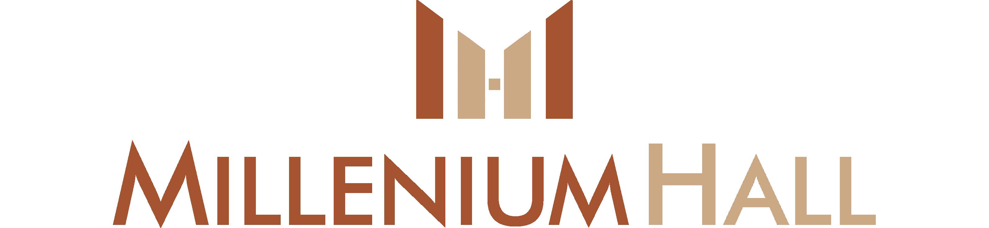 Logo hotelu Millenium Hall
