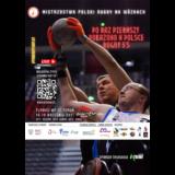 plakat 3 turnieju MP w rugby na wózkach